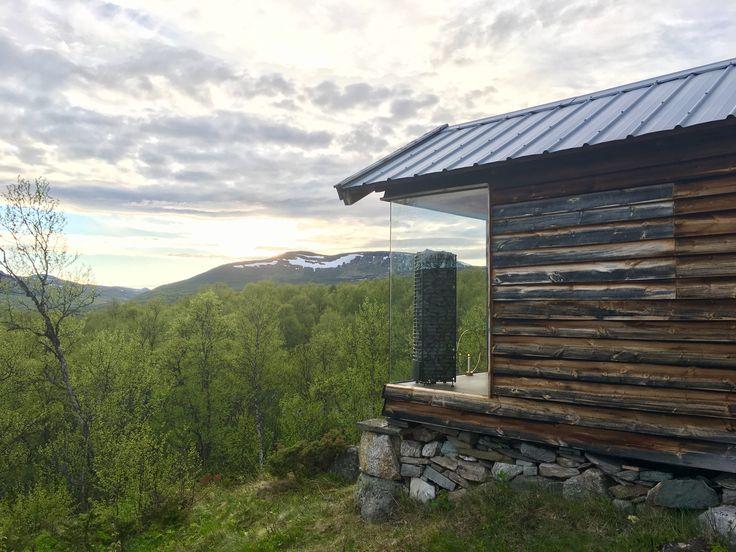 Sauna with a view @hannabruce  #sauna #sweden