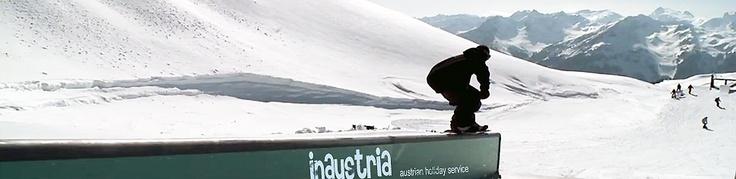 Die besten Skigebiete in ganz Österreich, präsentiert mit Wetter, Webcam, Skipass-preise, Schneehöhen, Ferienwohnungen und Hotels - www.inaustria.at