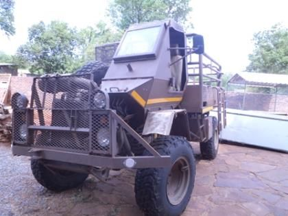 UNIMOG BUFFEL 4X4 GAME VIEWER   Northern Cape, Online Truck and Construction Auction   Aucor