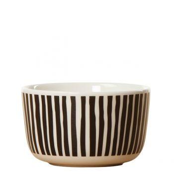 Marimekko's Oiva - Varvunraita bowl 2,5 dl