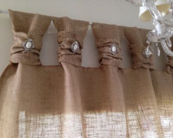 how to make dress curtains