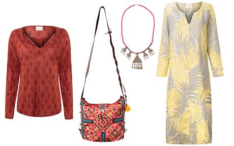 Get the look: Indian-inspired fashion for everyday wear - Telegraph