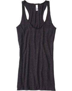 Ladies' 4 oz. Sylvia Tri-Blend Racerback Tank - wholesale tshirts