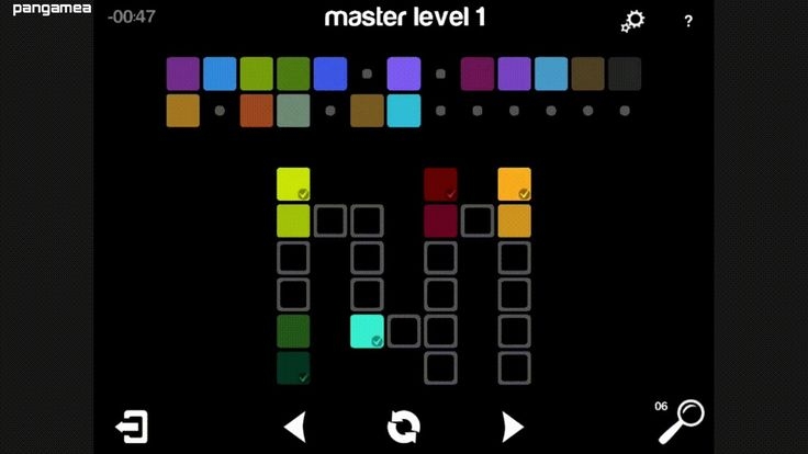 Blendoku - Test your ability to distinguish and arrange colors