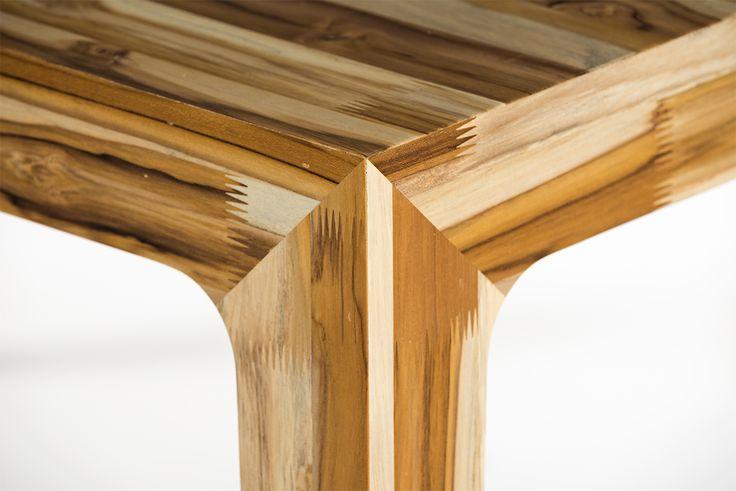 TK Dining Table. Designed by Camilo Cálad for Macrocéfalo Diseño. #table #dining #diningtable #mesa #comedor #furniture #mueble #design #diseño