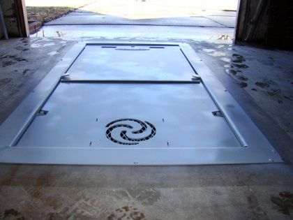 In ground and above ground storm shelters, tornado storm shelters, and safe rooms that can go in your garage, carport, patio, or yard for OKC, Tulsa, and Oklahoma Call 405-417-8676 for info.