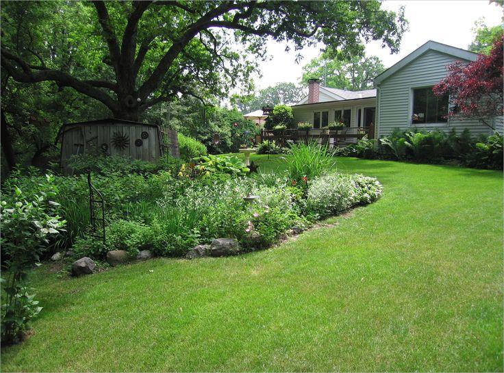 top 25+ best large backyard ideas on pinterest | landscape design ... - Backyard Patio Ideas On A Budget