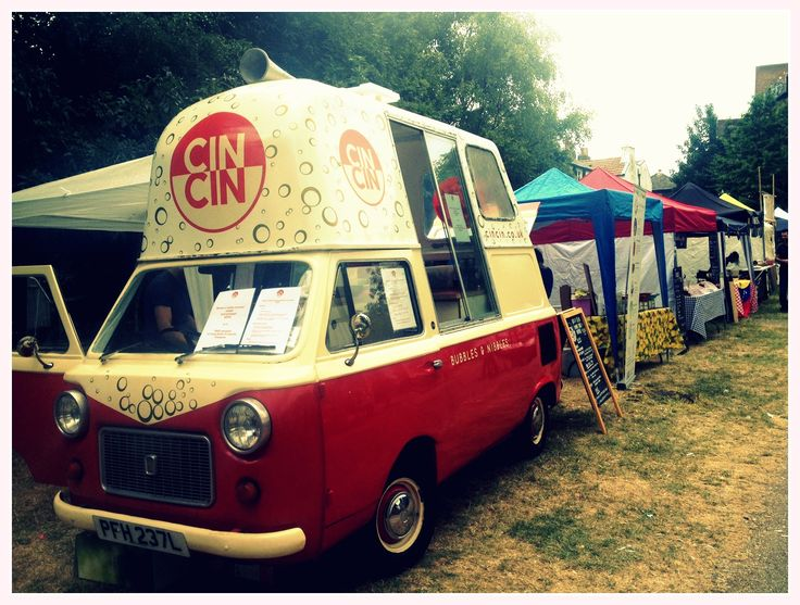 Cin Cin at Street Diner, 26th July, Brighton, UK!