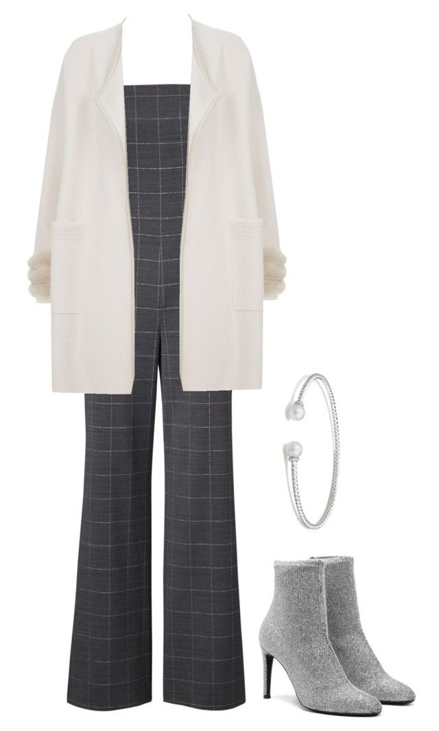 """Untitled #27"" by eirenechoo on Polyvore featuring Max & Moi and David Yurman"