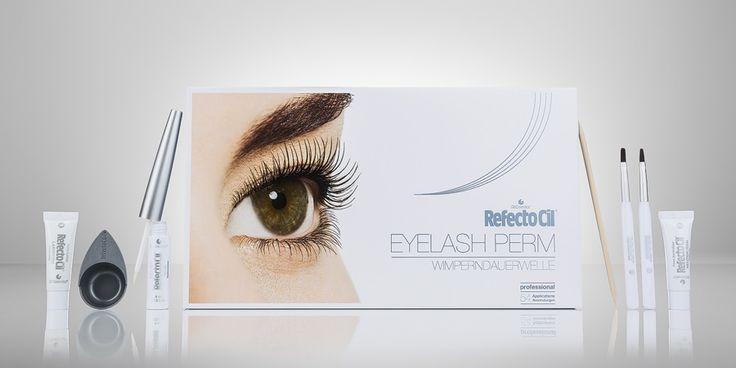 RefectoCil Eyelash Perm - Set for 54 applications   #eyelash #perming #refectocil #application