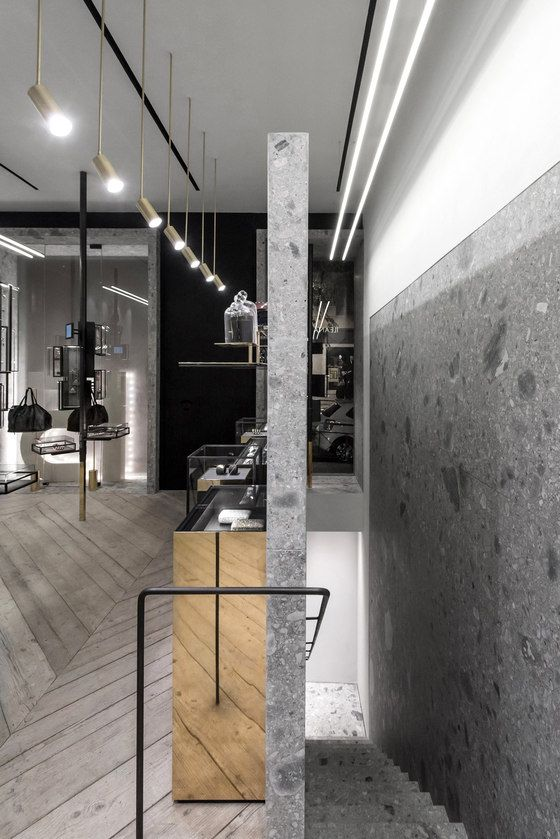 Ileana Makri Store by Kois Associated Architects   Shop interiors