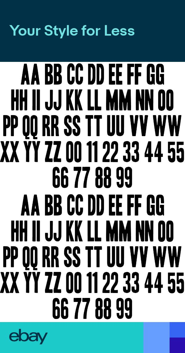 0d947a8ecf3d1 Alphabet Bold Font Style Iron On Transfer A4 Size in 2019   Products    Pinterest   Font styles, Bold fonts and A4 size.