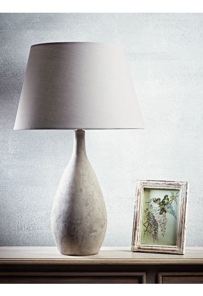 NEW Concrete Table Lamp - JUST ARRIVED
