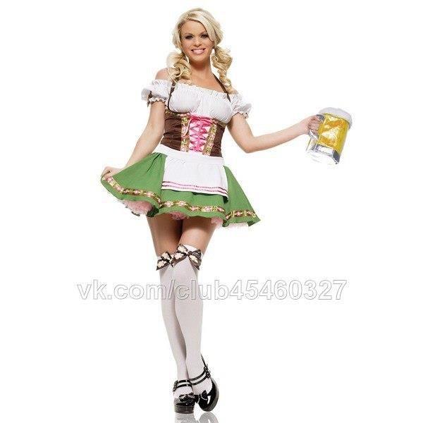 Игровые костюмы баварские