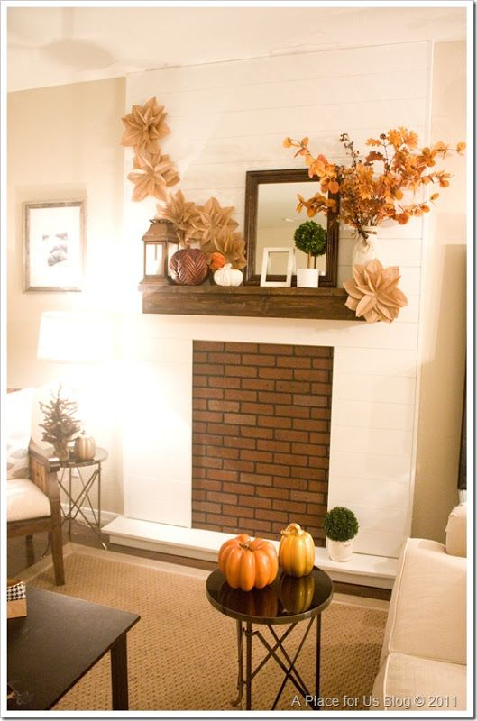 diy fireless fireplace and how to make your own mantel find this pin and more on faux