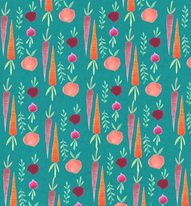 Repeat Patterns - Emma Block Illustration