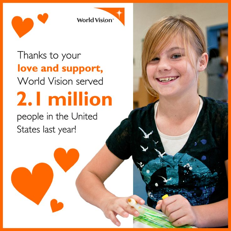 poverty and world vision World vision – the facts it all started in 1947, with dr bob pierce today, world vision is a christian relief, development and advocacy organization that is dedicated to working with children, families and communities to overcome poverty and injustice, in nearly 100 countries.