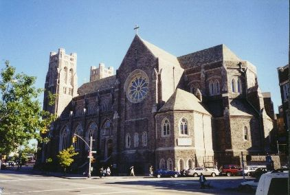 Saint Nicholas Church of the Bronx