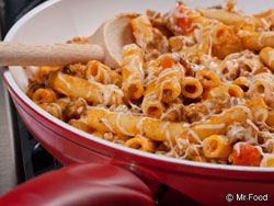 mens winter jackets Skillet Ziti  Recipe