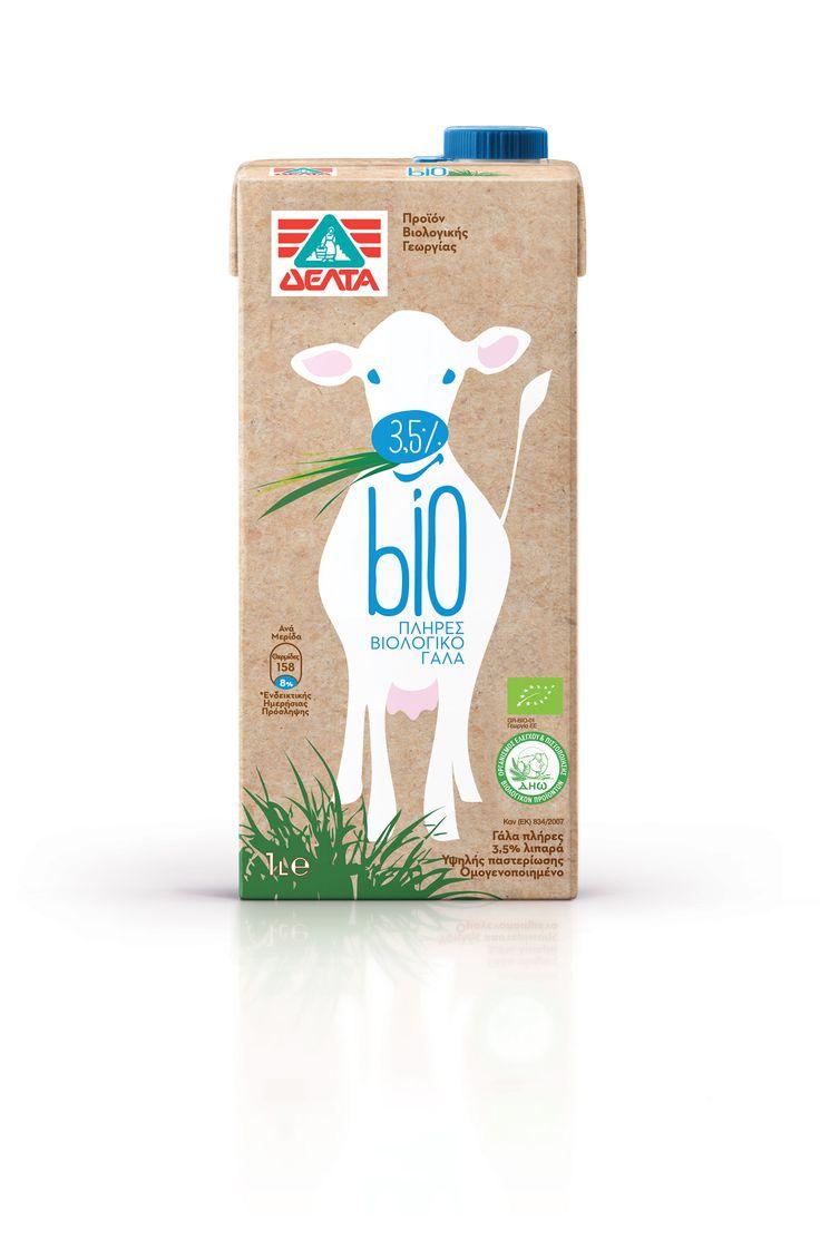 Bio milk 3,5