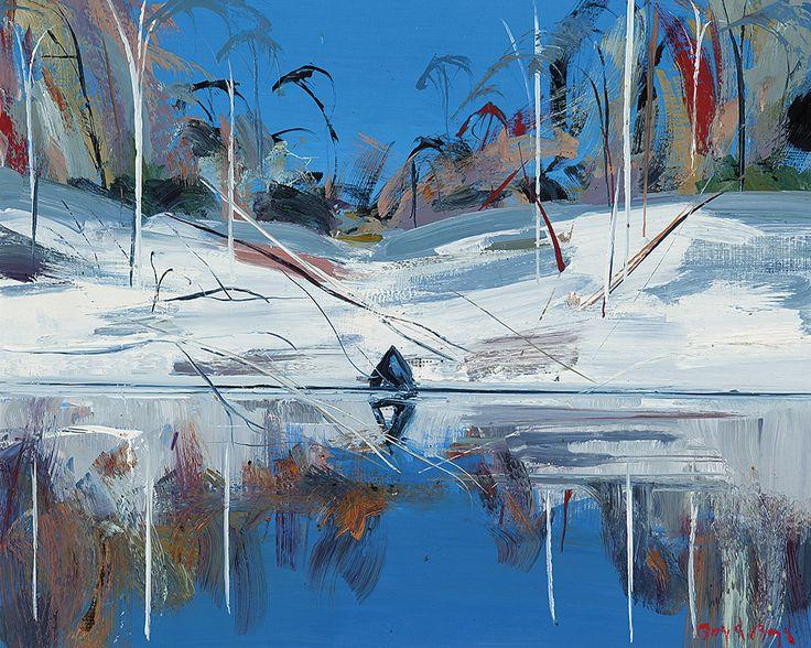 "Arthur Boyd ""Shoalhaven Reflections"""