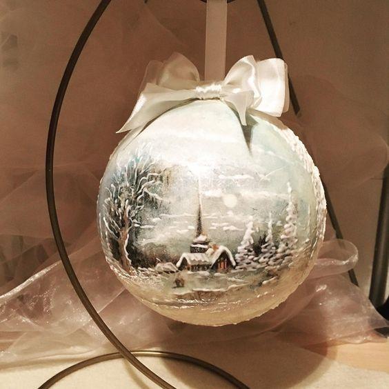 (1) Gallery.ru / Фото #177 - Новогодние украшения - Vladikana