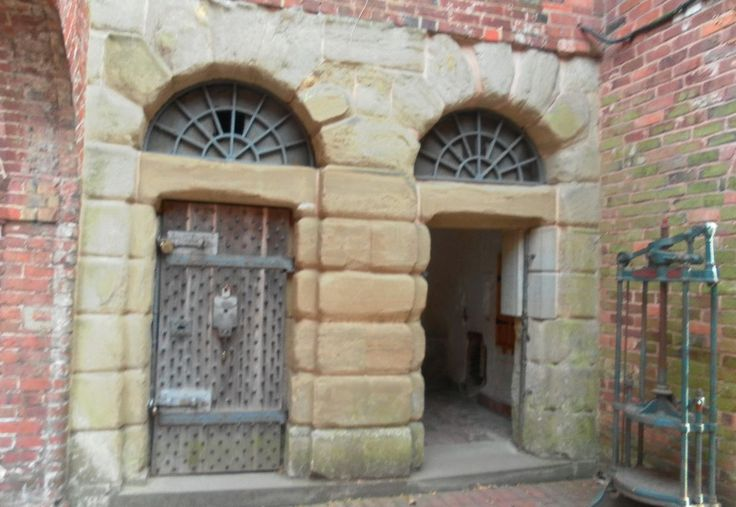 Bewdley Worcestershire lock up cells situated behind the town hall and the Shambles on load Street. Now the Bewdley museum  they date back to 1783 with some 20th century restoration.