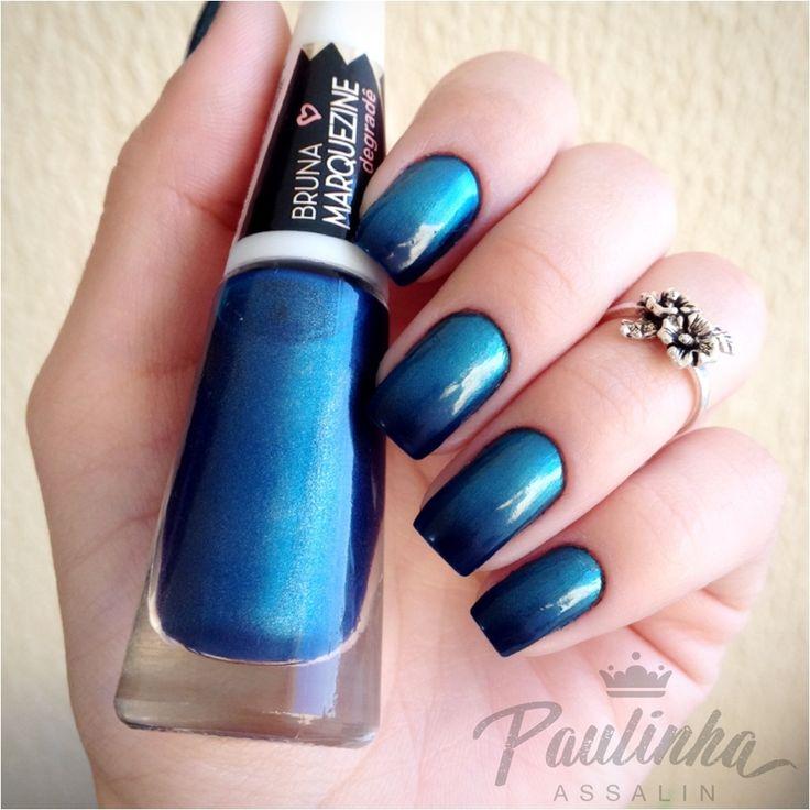 Blue (Bruna Marquezine para Ludurana)
