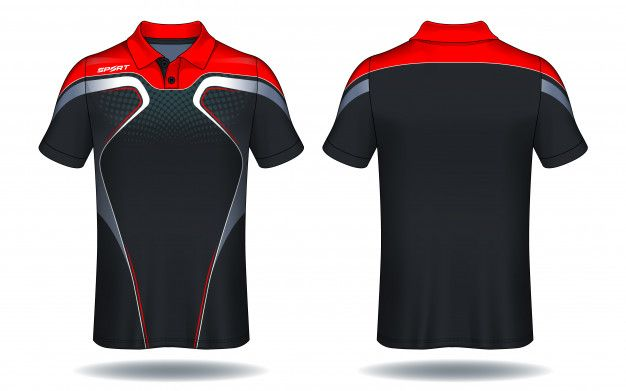 T Shirt Polo Design Sport Jersey Template Modelos De Camisas