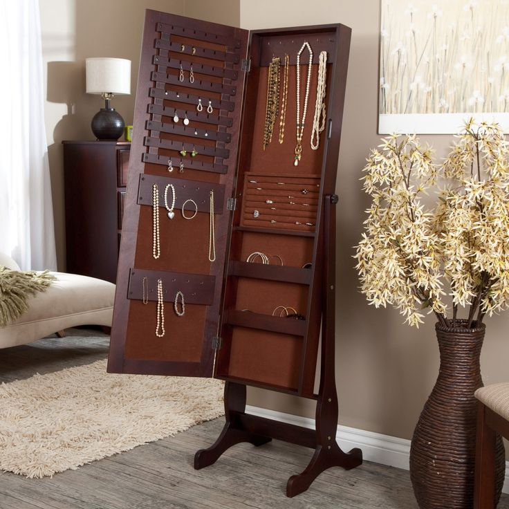 33 best Cheval Mirror Jewelry Armoire images on Pinterest Cheval