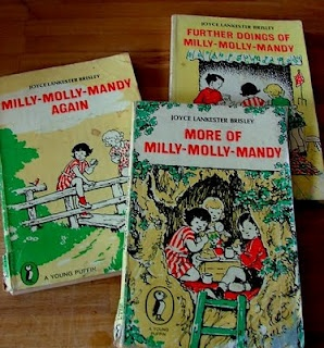 Loved my Milly-Molly-Mandy collection :) Have so many happy memories of these books