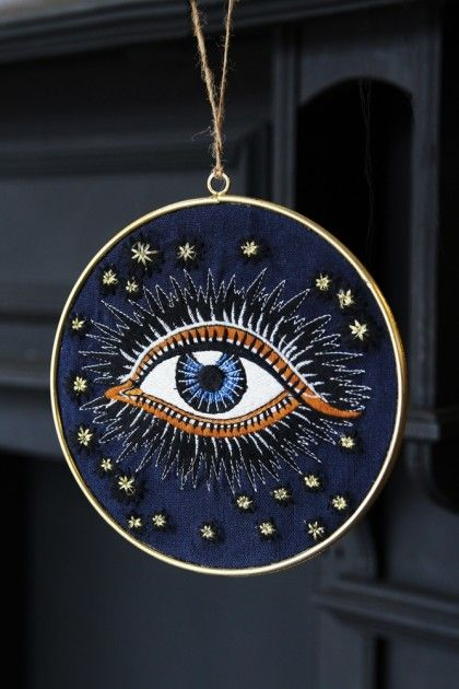 Lucky Eye Hanging Decoration from Rockett St George