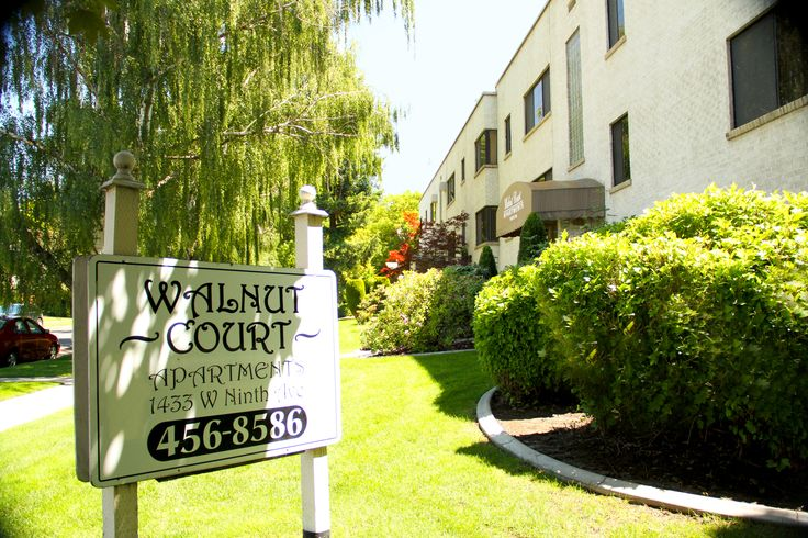 Walnut Court Apartments on Spokane's South Hill - Spokane ...