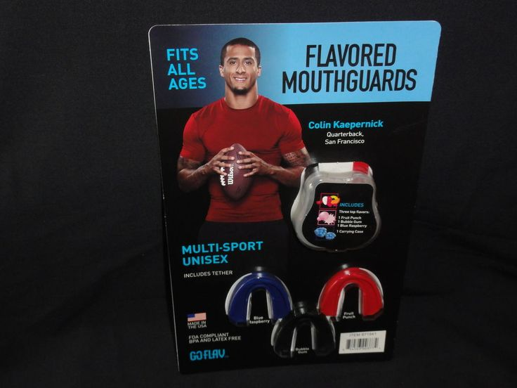 Go Flav - Flavored Mouthguards #GoFlav