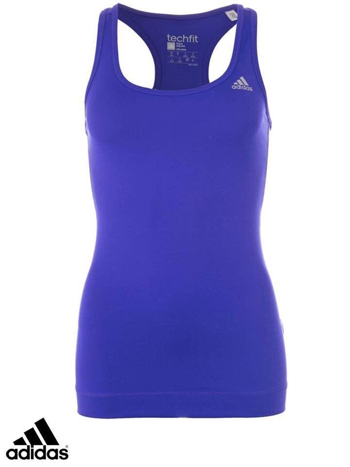 Adidas Women's  TF Tank Top Gym Wear Uk Size 16 / X Large  | eBay