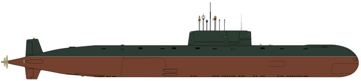 K-278 Komsomolets (Mike class)