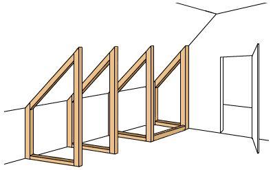 schrank f r dachschr gen schrank. Black Bedroom Furniture Sets. Home Design Ideas