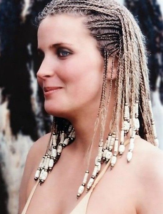 90 Attractive Cornrow Braids Hairstyles - hairdohairstyle.com