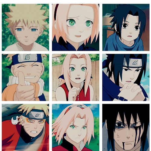 Naruto Shippuden Childhood Of Naruto Sakura Sasuke: 151 Best Images About Sakura Haruno On Pinterest