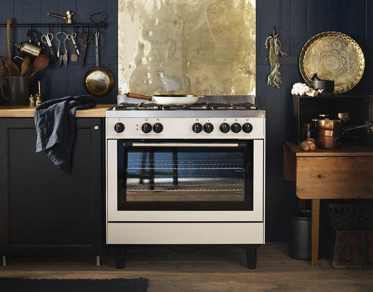 GRILJERA fornuis | #IKEA #IKEAnl #keuken #oven #RVS