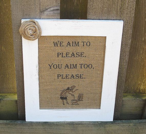 Searching For The Perfect Funny Bathroom Signs Items? Shop At Etsy To Find  Unique And Handmade Funny Bathroom Signs Related Items Directly From Our  Sellers.