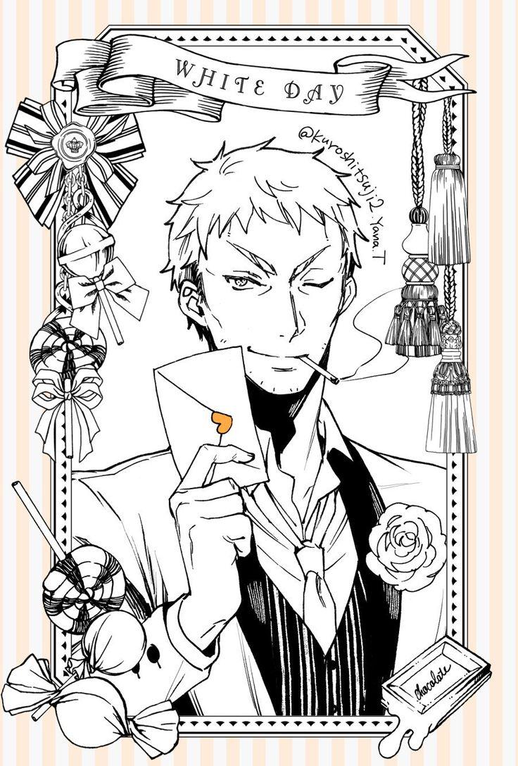 """Anime """"Black Butler"""" official (@ kuroshitsuji2)   Twitter"""