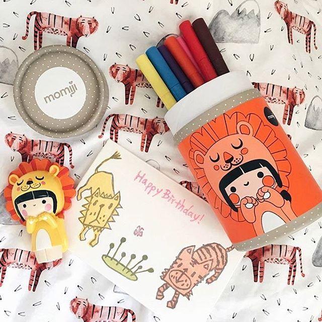 Nina Bungers (@pinspiration.de) auf Instagram: momiji Boxen als Stifftehaltet & Aufbewahrungsbox