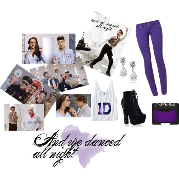 """And we danced all night"" by tactica on Polyvore"