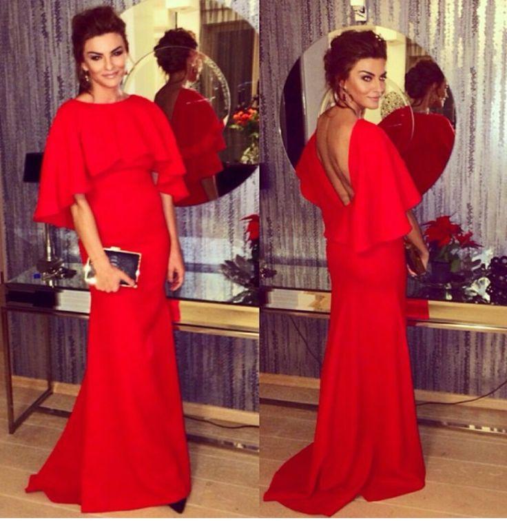 Ramona Filip dress