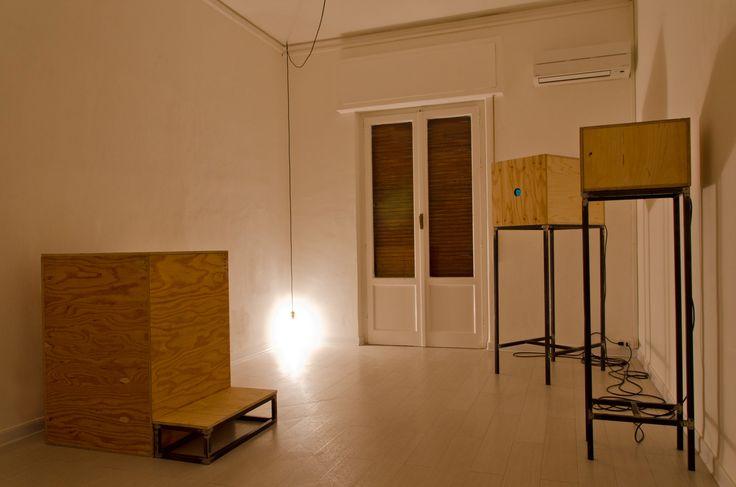 Francesco De Grandi - Installation view