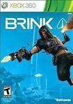 Brink (Microsoft Xbox 360, 2011) Complete #xbox360