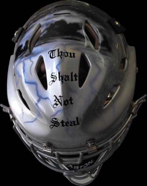 Catchers Helmet Softball Pinterest Baseball Helmet Softball