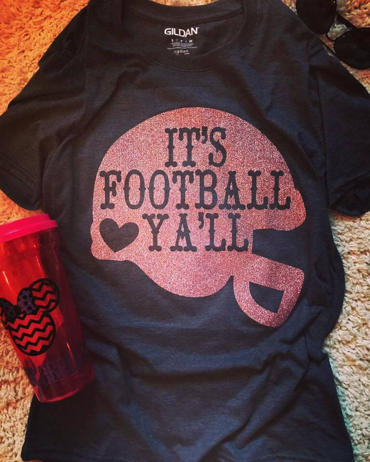 A personal favorite from my Etsy shop https://www.etsy.com/listing/542192068/its-football-yall-football-t-shirts