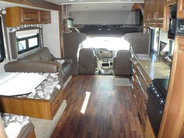 "2016 New Jayco Greyhawk 29MV Class C in Ohio OH.Recreational Vehicle, rv, MSRP: $112,714! *** Ford Triton V10, 2 Slideouts, Air, Power Awning, Jacks, Generator, Rearview/Side Cameras, Over-Cab Bunk, Couch-Bed, Booth Dinette, TV, CD/DVD, Sound System, Microwave, Stove/Oven, Refrigerator, Furnace, Walk-thru Bath, Back Bedroom, 2 Year Warranty *** Options included in this price:Almond Interior *** Customer Value Package:- 15,000 BTU A/C w/ Heat Pump- 24"" TV in Bedroom- 1000 Watt Inverter…"